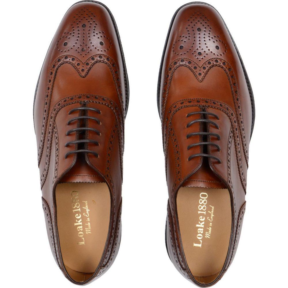 Loake Buckingham Brown Loake Shoemakers Buty Meskie Sklep Klasycznebuty Pl