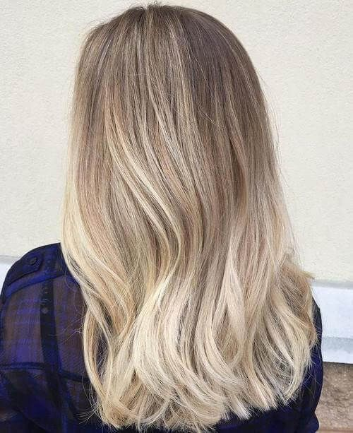 50 bombshell blonde balayage frisuren die s und einfach. Black Bedroom Furniture Sets. Home Design Ideas