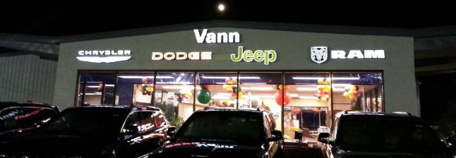 VannDodgeChryslerJeep #Vann #Dodge #Chrysler #Jeep #AutoSales #Cars