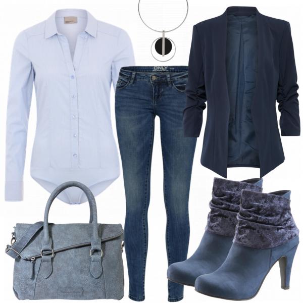 9515ae89e0ef3f Work Damen Outfit - Komplettes Business Outfit günstig kaufen |  FrauenOutfits.de