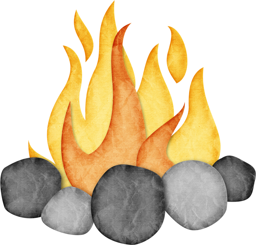 Image result for campfire clipart