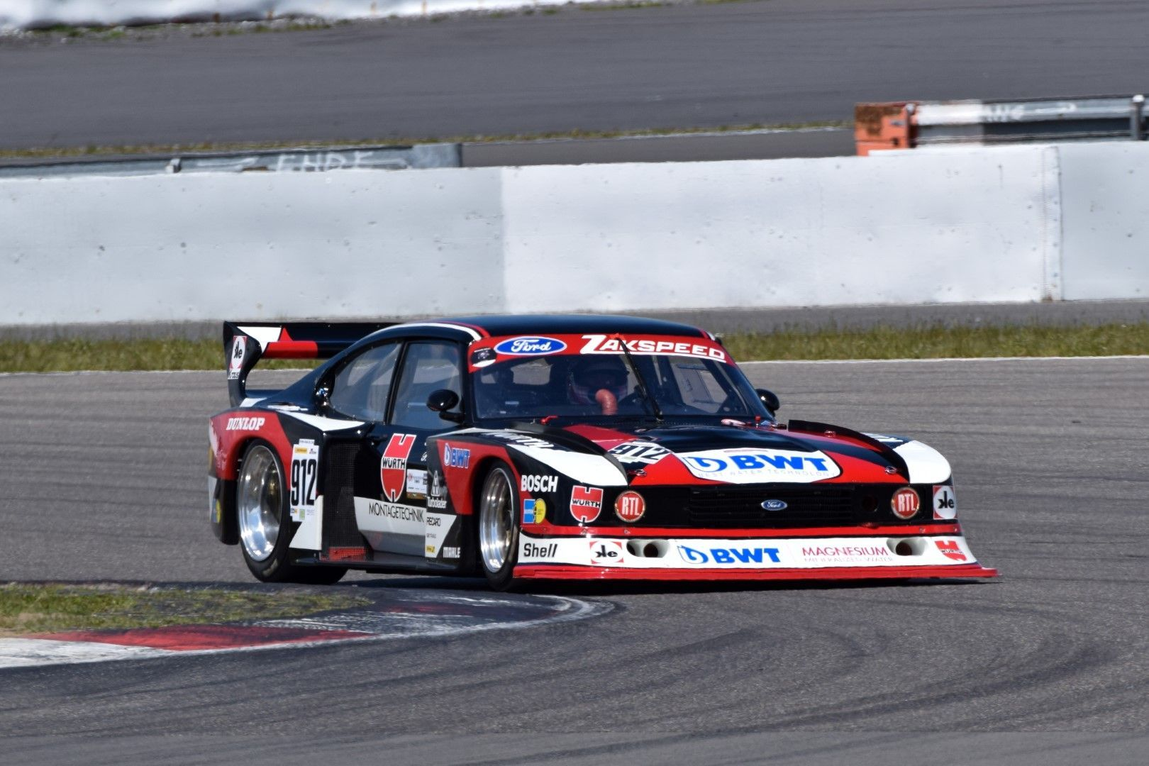1980 Ford Zakspeed Turbo Capri As Shown At The 2019 Goodwood