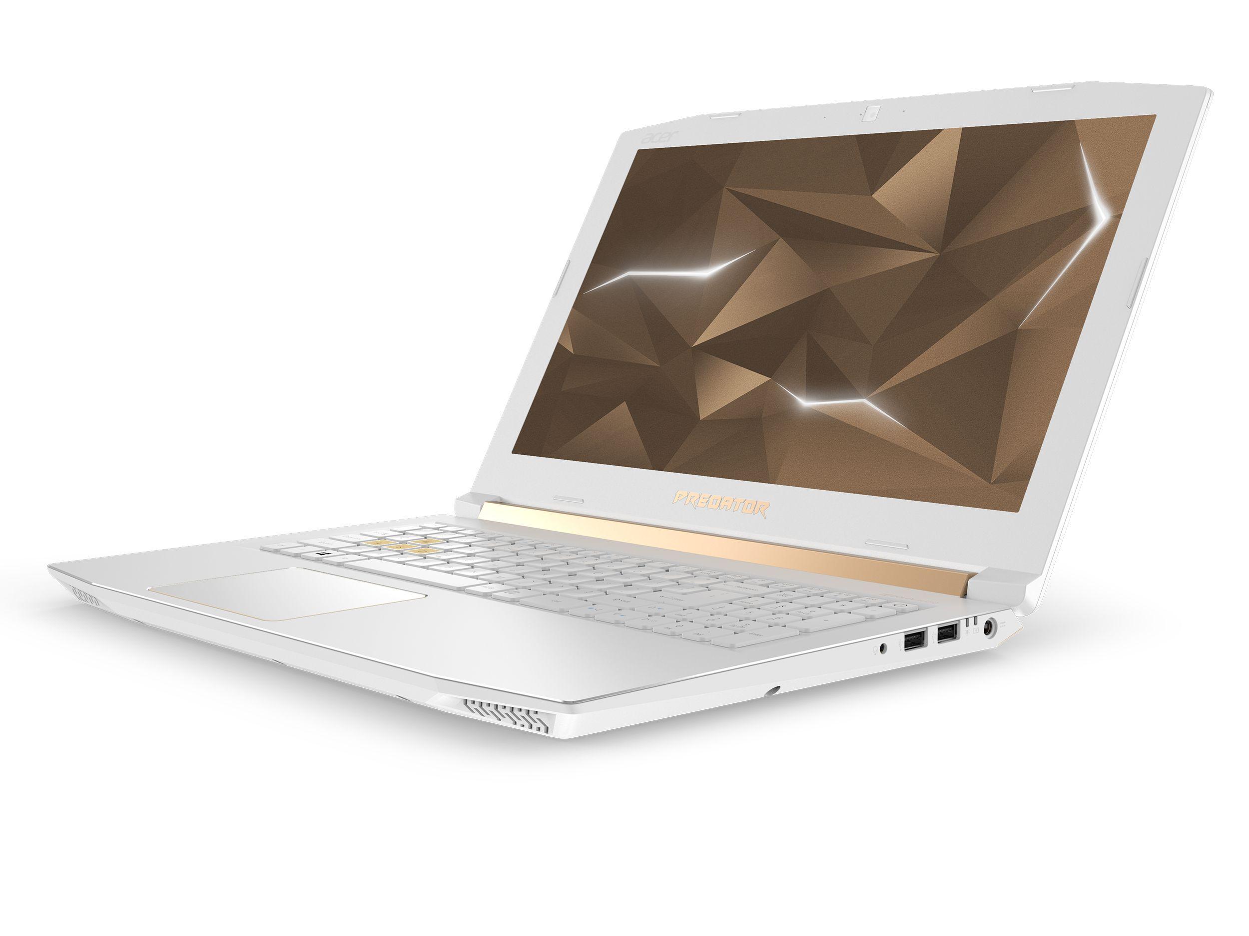 Acer Announces Gaming Predator Helios 500 & 300 Notebooks