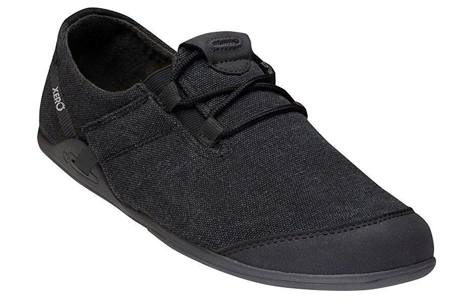 Mens Casual Canvas Barefoot-Inspired Shoe Xero Shoes Hana