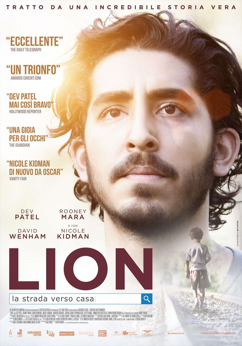 New Lion Trailer Clips Images And Posters Lion Movie Free