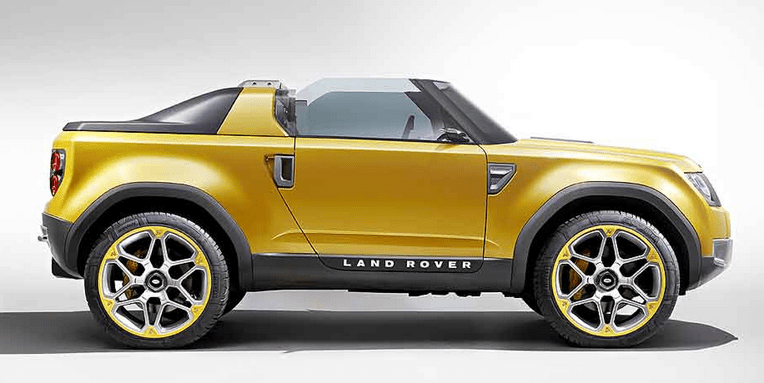 2019 Land Rover Defender Pickup Specs And Price 2020 Car Release