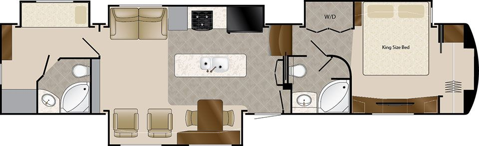Mobile Suites Rv >> Floor Plans Mobile Suites Drv Mobile Nest Rv Floor