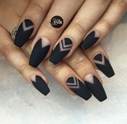 Photo of 38+ trendy art fails stiletto black nail art