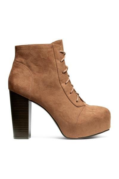 Bottines à 2018 en Chaussure Chaussures plateau Pinterest rrdxq4Uwz
