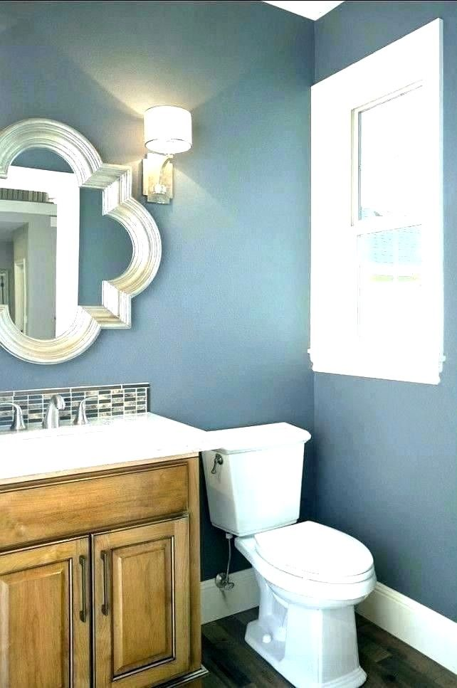 Wall Paint Colors For Bathroom Small Painting