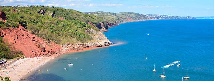 Hotels In South Devon Luxury Hotels Devon Cary Arms Babbacombe