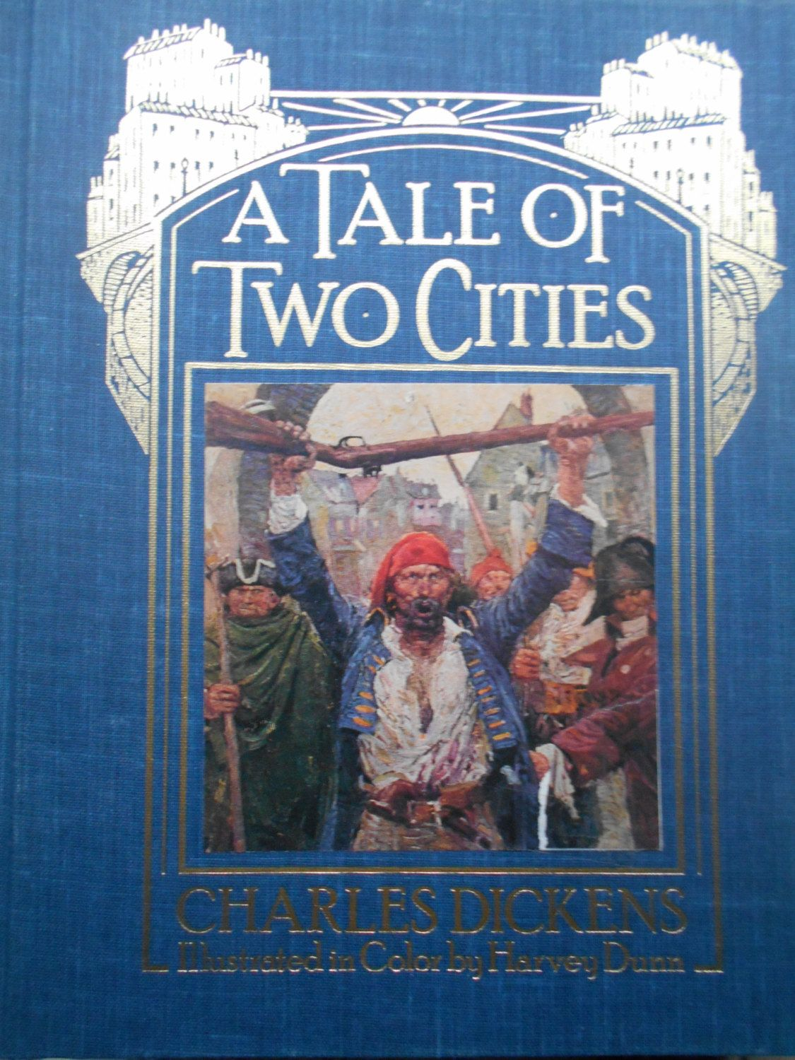 Tale of two cities essay topics