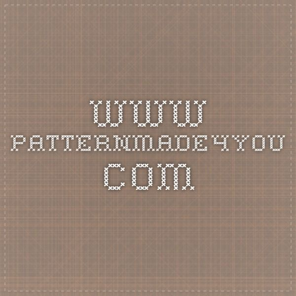 www.patternmade4you.com