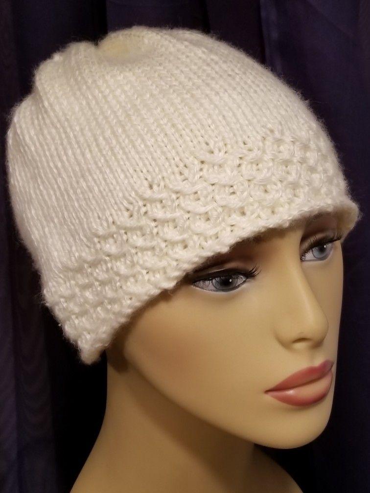 Knit Chemo Cap | KNITTING PATTERNS | Pinterest | Knit patterns, Knit ...