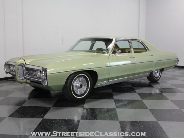 1969 pontiac bonneville 428 v 8 in limelight green. Black Bedroom Furniture Sets. Home Design Ideas