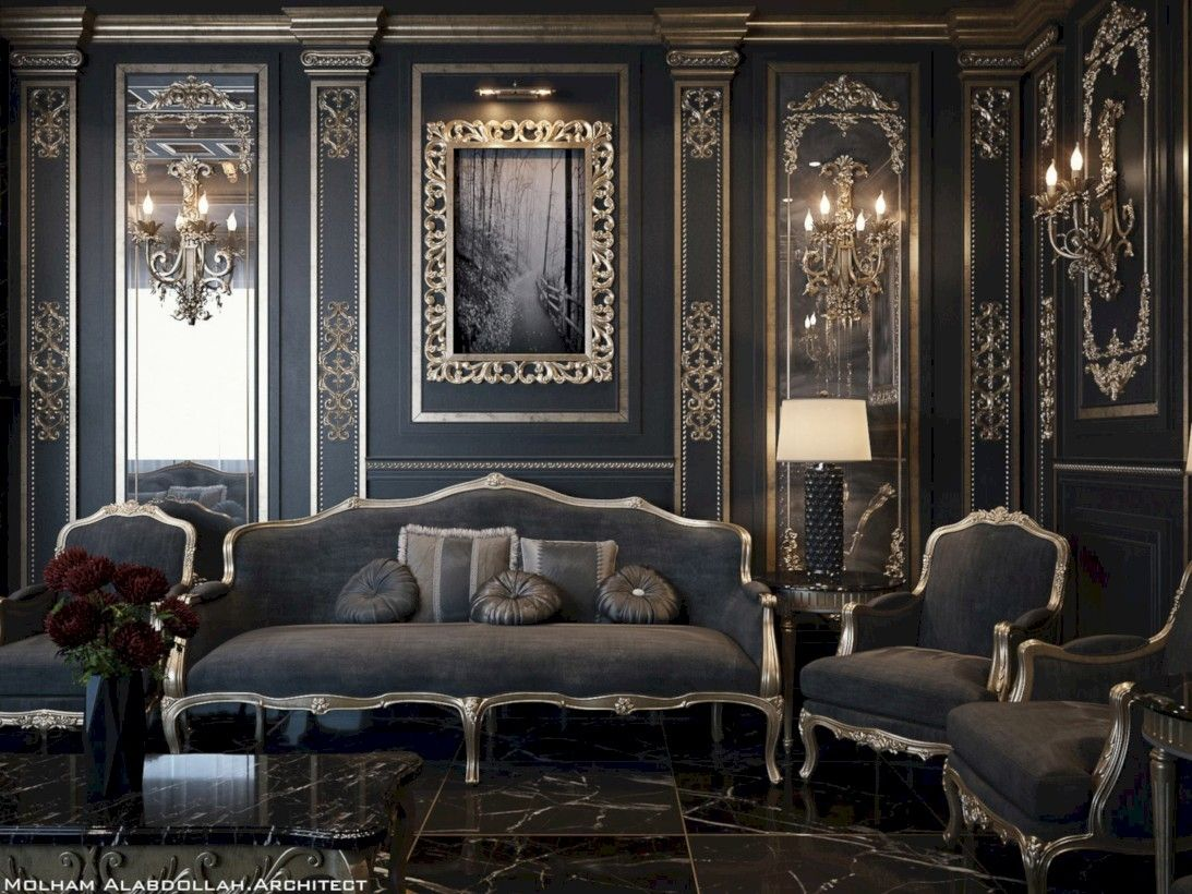 marvelous modern classic living room ideas | 42 Classic Retro Style Living Rooms Inspiration Ideas ...