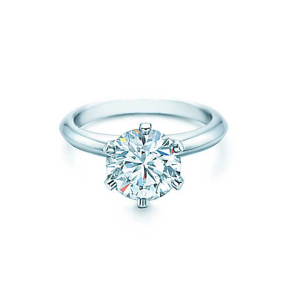 Since its creation over a century ago, the Tiffany Setting has been the world's favorite engagement ring. The ring of rings, as it has been called, is the most brilliant ring ever. It is also the most beautiful.