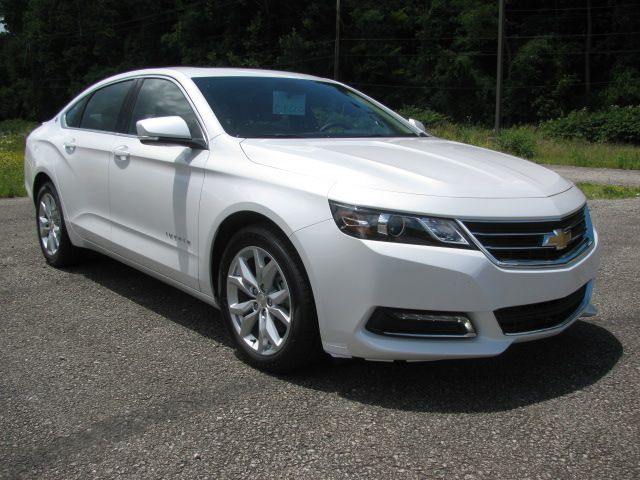 2018 Chevy Impala Iredescent Pearl Tintcoat Stk C18000