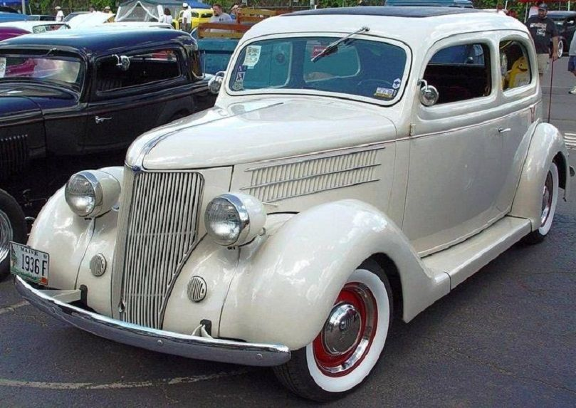 1936 ford deluxe 2 door sedan ford 1935 1936 for 1936 ford 2 door sedan