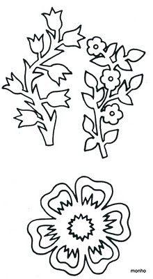 Вычинанки и киригами (цветы) - AngelOlenka - Picasa Web Albums