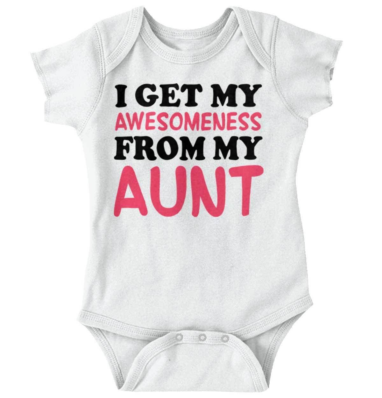 983f13c47 I Get My Awesomeness From My Aunt Onesie   7.13.18   Aunt onesie ...