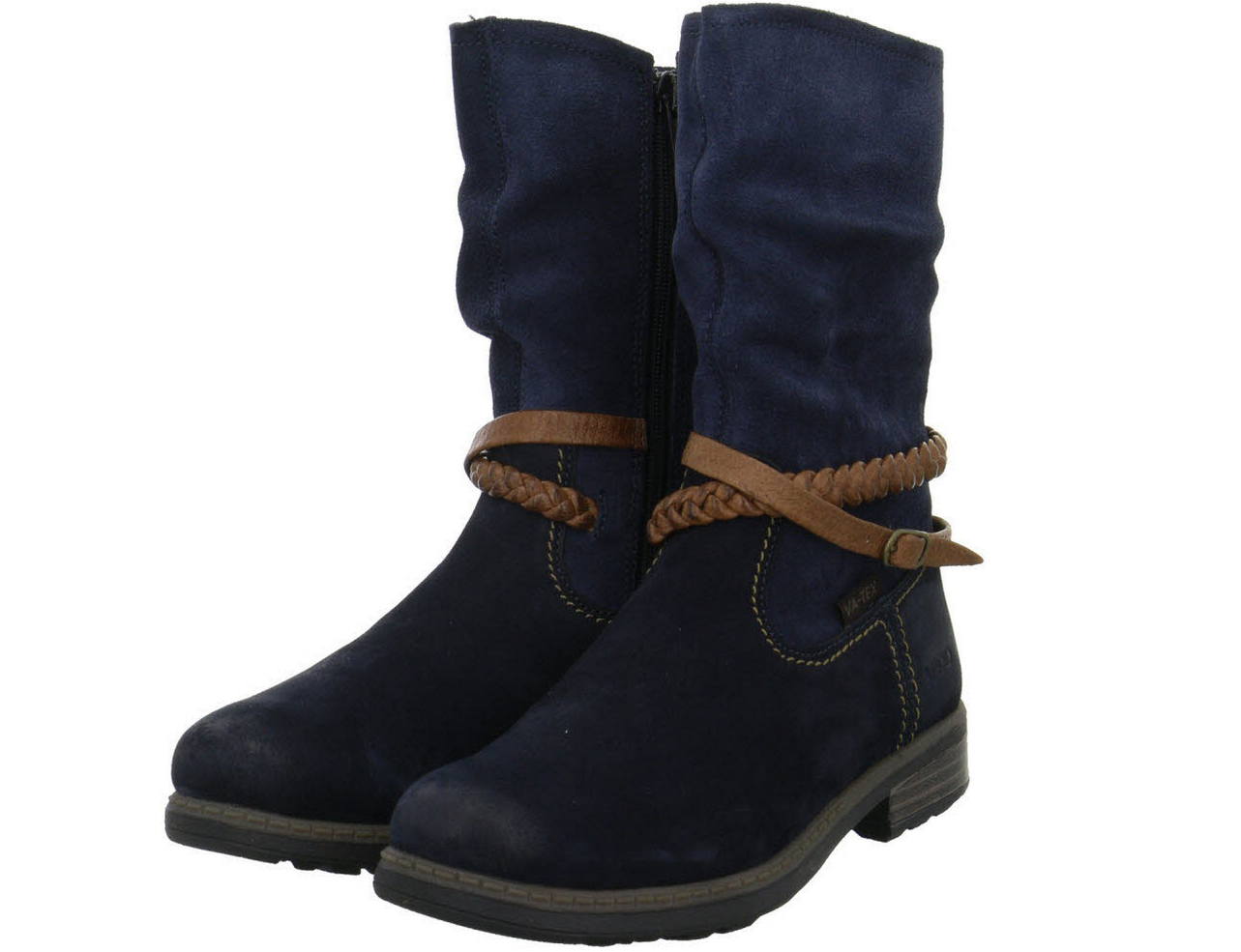 Blue 2019 In KidsVado Boots Leiser Stiefel nNm0vwO8