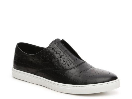 Men's Zanzara Loop Slip-On Sneaker - Black