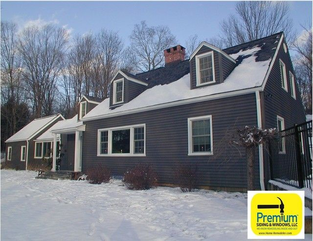Misty Shadow By Mastic Siding Color Choices Mastic