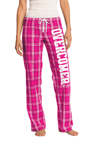 This Shirt Because I Was I Wear It As Pjs All The Time: Get Cozy And Comfy In These Exclusive Overcomer Pajamas