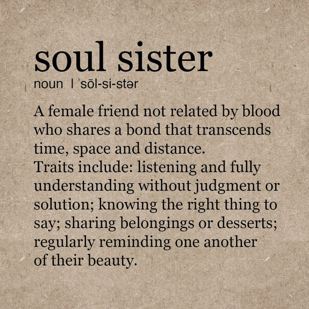 Soul Sister Card Digital Download Soul Sister Quotes Best Friend Quotes Meaningful Sister Friend Quotes