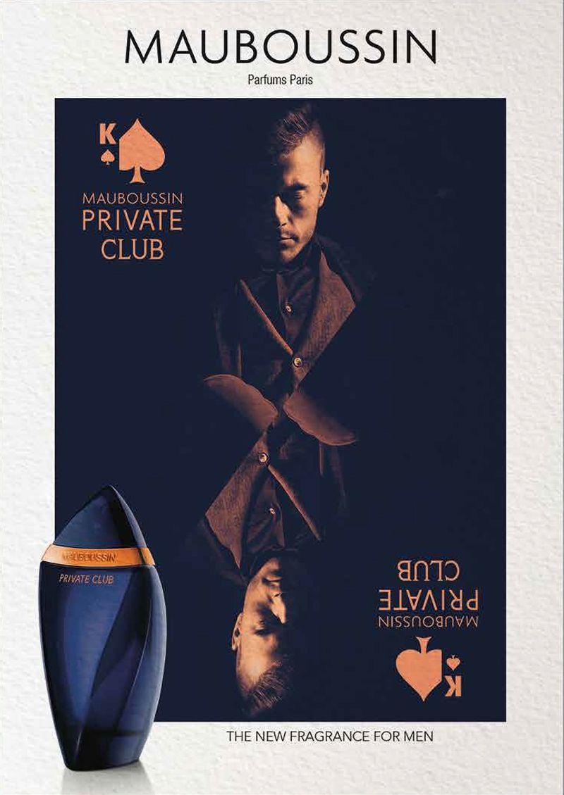 Private Club for Men Mauboussin Cologne un nouveau parfum