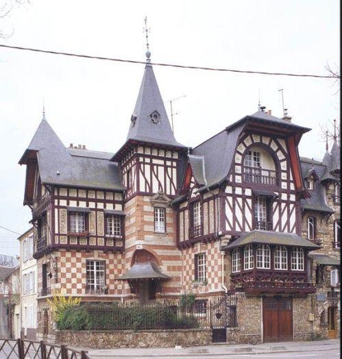 Maison De Thophile Bourgeois Poissy  Maisons