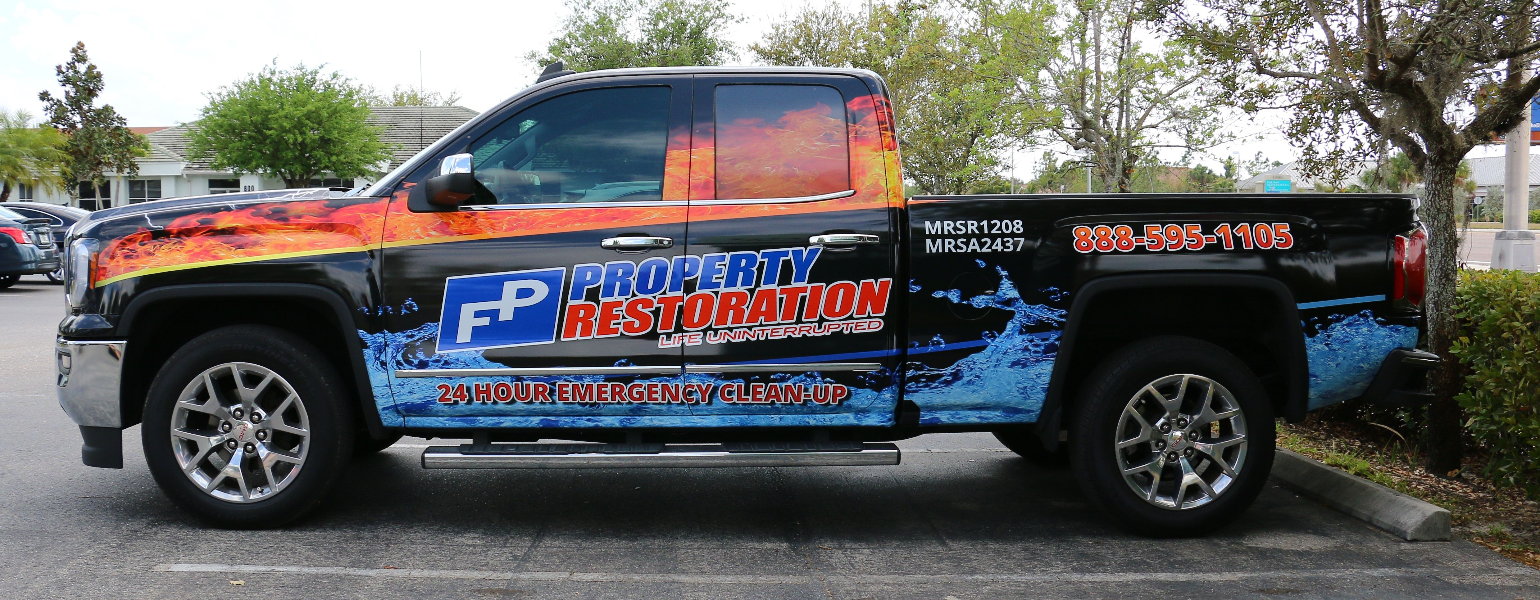 WaterRemoval WaterExtraction FireDamage