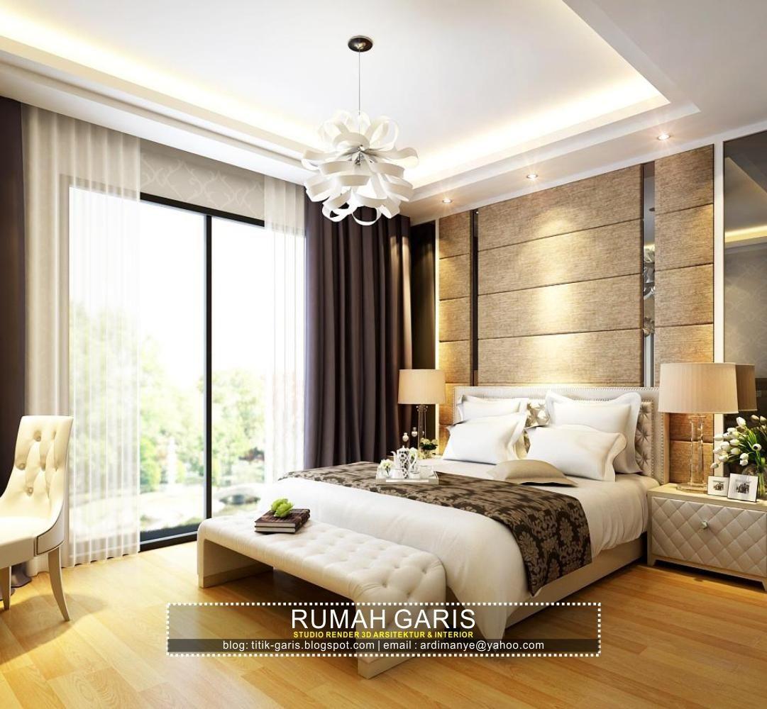 Design Interior Apartemen Studio desain kamar interior apartemen #jasarender #renderonline