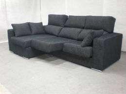 Liquidacion de chaisleongue extraible reclinable y arcon for Liquidacion sofas online