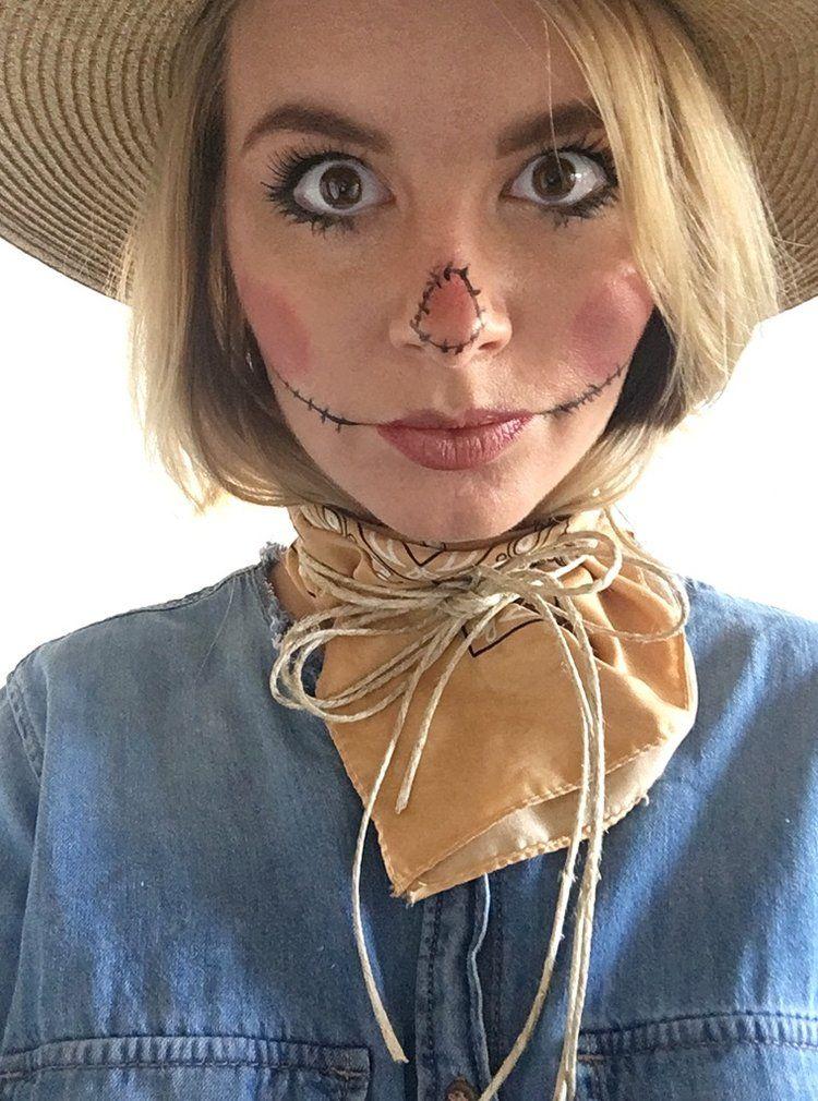 Easy Halloween Costume - The Scarecrow Scarecrows, Costumes and - do it yourself halloween costume ideas