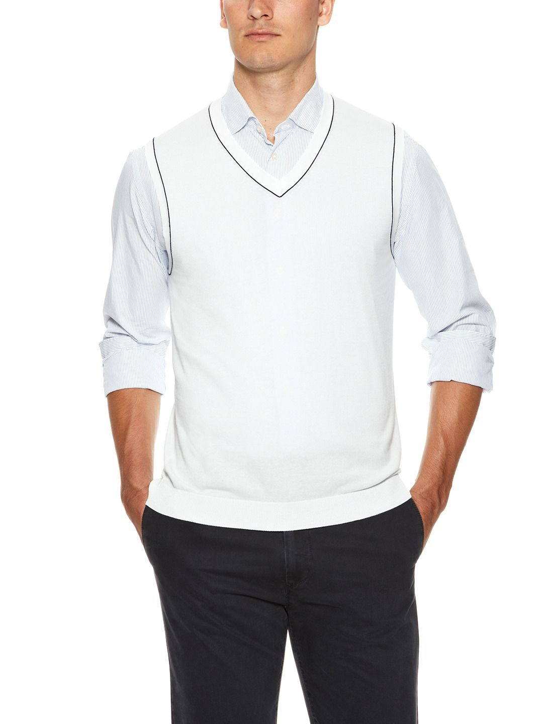 Sweater Vest by Luca Roda at Gilt