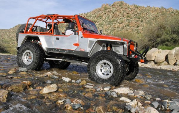 Bucket List 2006 Rubicon Lj 6 0l V8 Creek Photo 140789341 Jeep