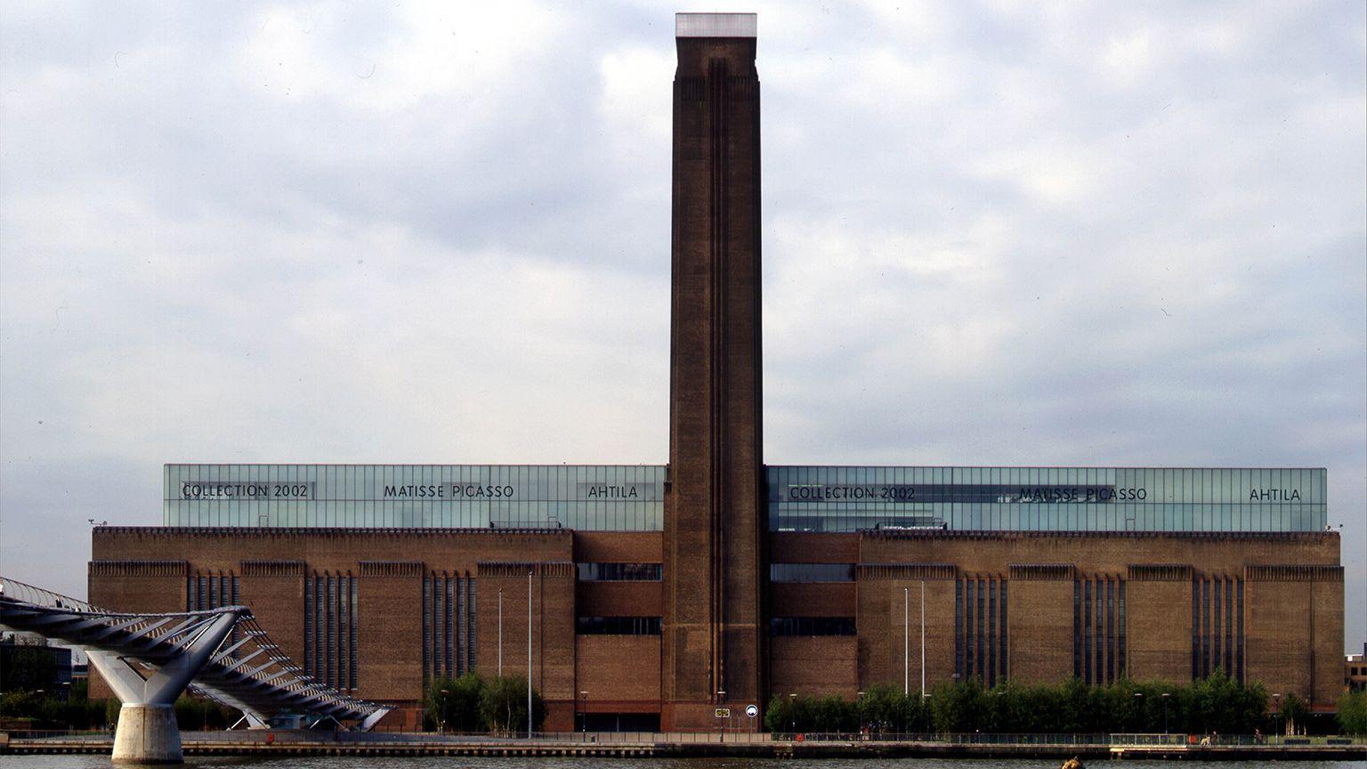 Tate Modern Bankside London Se1 9tg United Kingdom Admission Free Entry