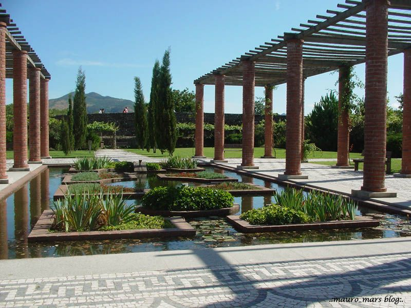 Jardim do Museu Rural