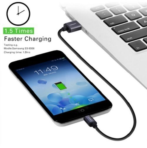 Micro USB Cable Fast Charging Mobile Phone USB Charger Data
