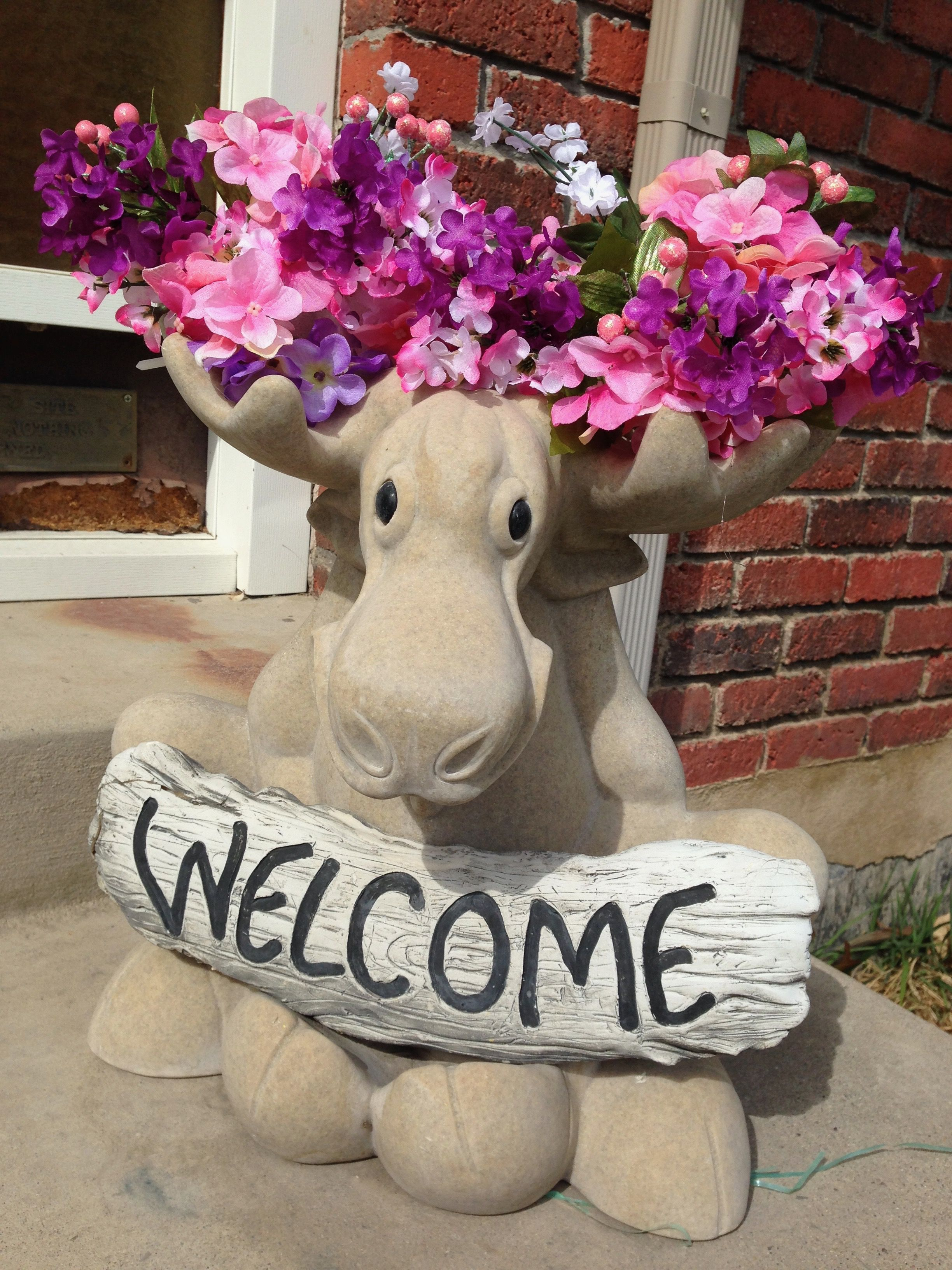 Moose Pictures Wood Carving Antlers Outdoor Decor Indoor Elk Interior Carvings Woodcarving