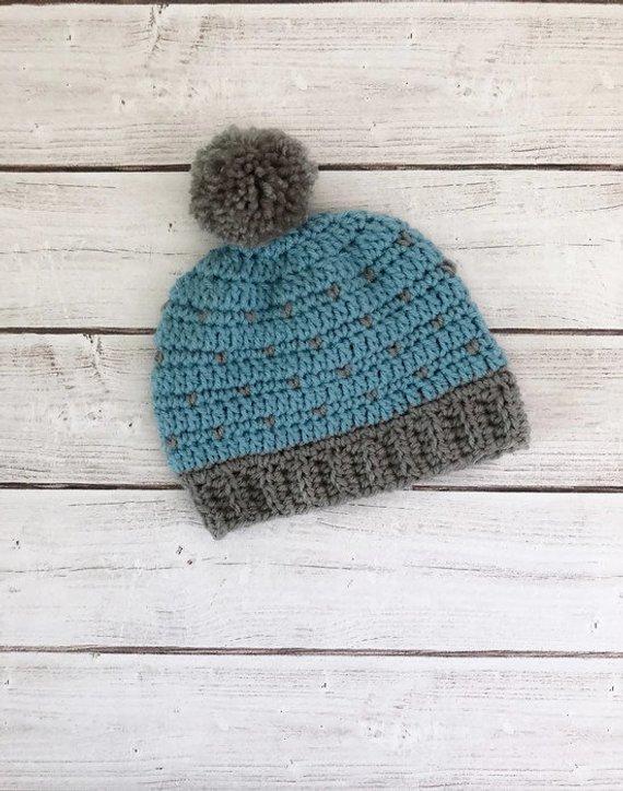 Crochet winter hat 50856d2eaef