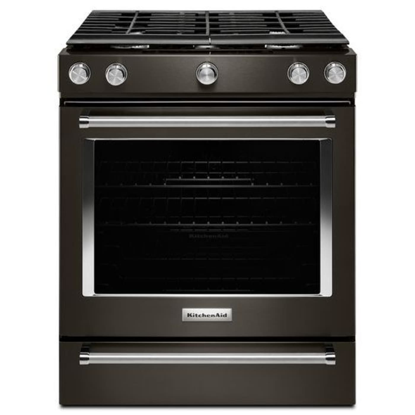 Ksgg700ebs by kitchenaid natural gas ranges goedekers