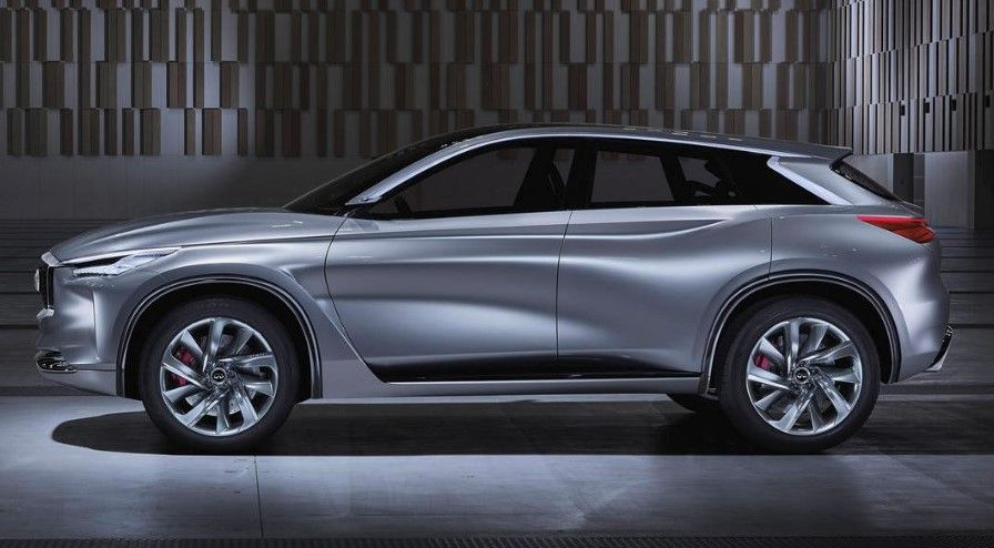 The New 2019 Infiniti QX70, Here are The Full Detail