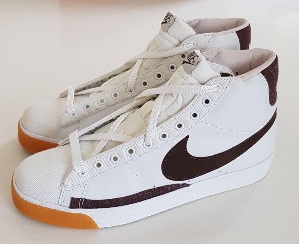 304afb22dacdf OG 2004 NIKE BLAZER MID 73 TRAINERS SNEAKERS VTG RETRO CLASSIC BNIB DS UK  8.5  Nike  BasketballShoes