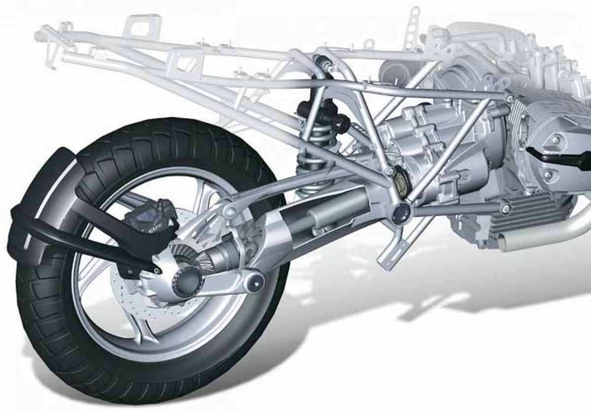 bmw shaft drive motorcycles