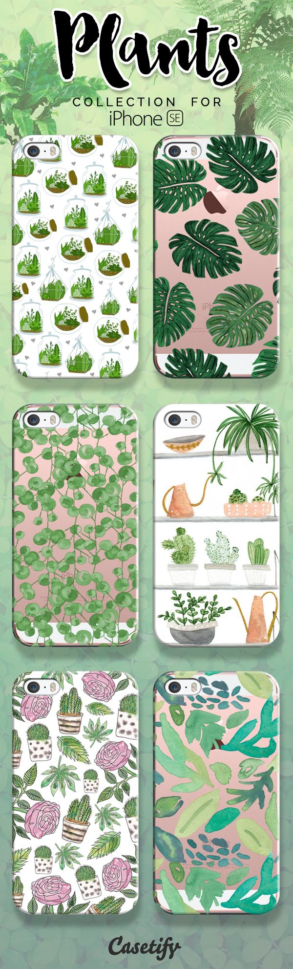A weed is just a flower in disguise. Shop these #plants cases for iPhone SE here >>> https://www.casetify.com/artworks/lXi7Dv3K3c | @casetify