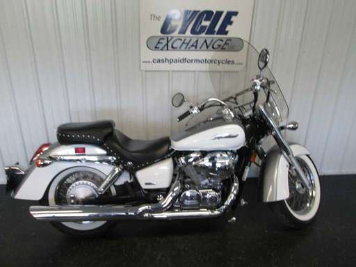 Check Out This 2005 Honda Shadow Aero 750 Vt750 Listing In Andover Nj 07821 On Cycletrader Com It Is A Cruiser Mo Honda Shadow Motorcycle Honda Motorcycles