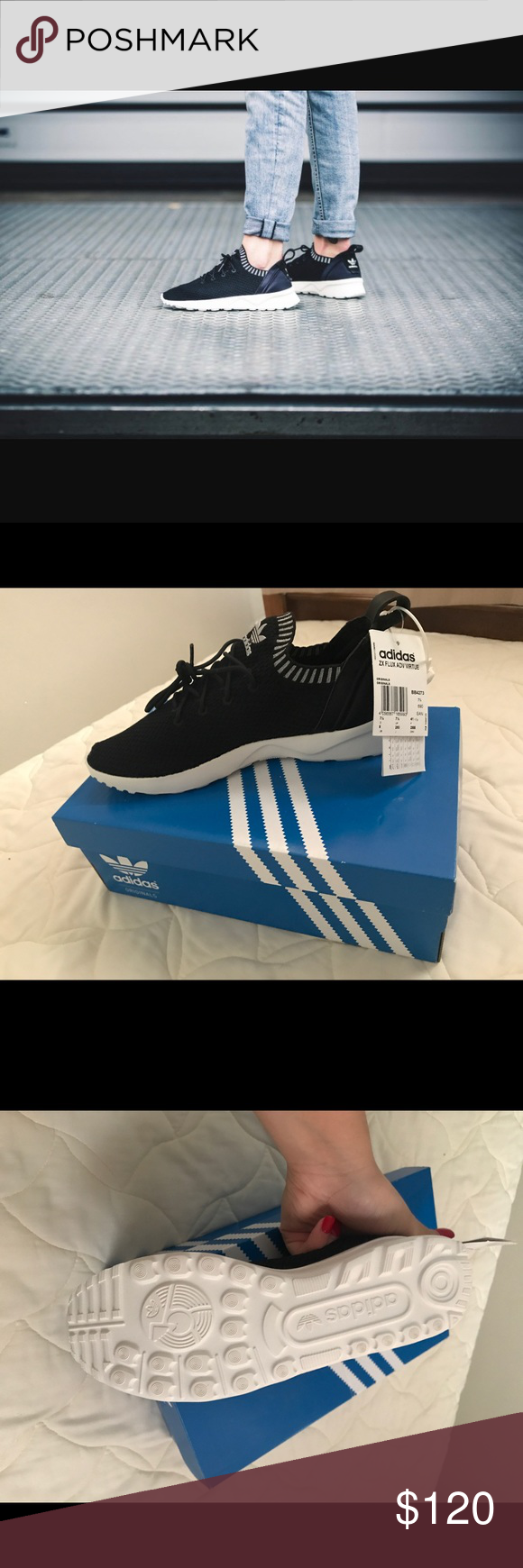 adidas scarpe nuove adidas zx flusso avanzata corrisponde a